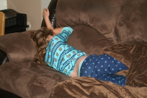 This is what 5 days of church camp will get ya!