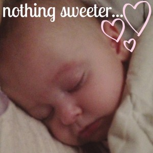 nothing sweeter