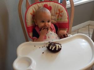 Happy 1st Birthday, Chyler!!